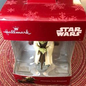 Hallmark Holiday - Hallmark Star Wars Ornament